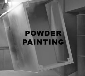 Powder painting